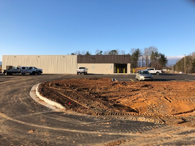 Mt Airy Dollar General Before